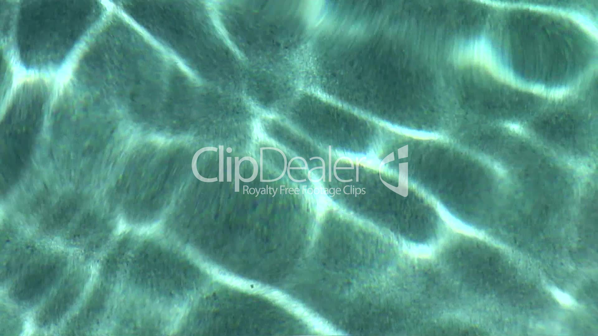 Water Shimmering in Swimming Pool: Royalty-free video and ...