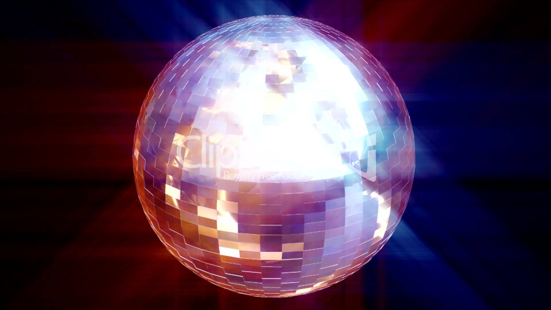 Hd Animated Disco Ball Royalty Free Video And Stock Footage