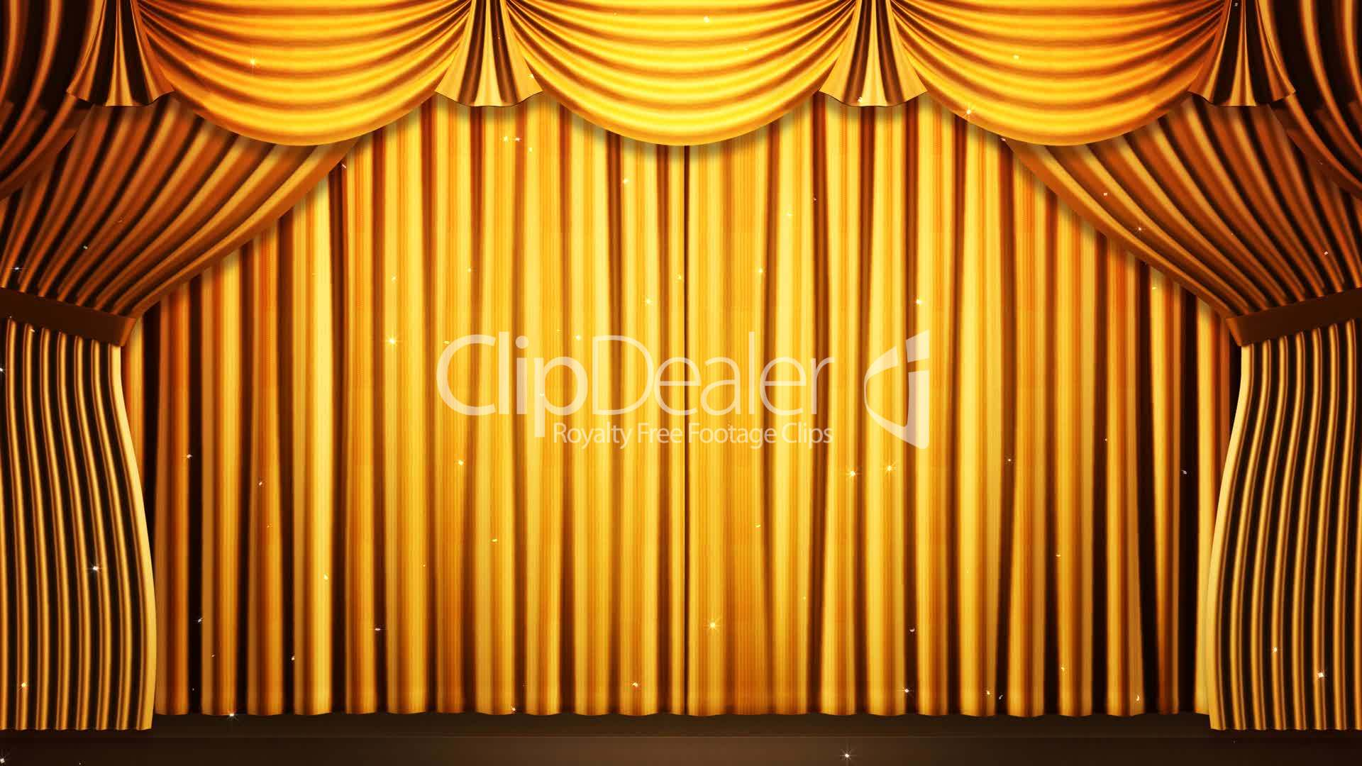 Stage Curtain 2 Fg2 Royalty Free Video And Stock Footage