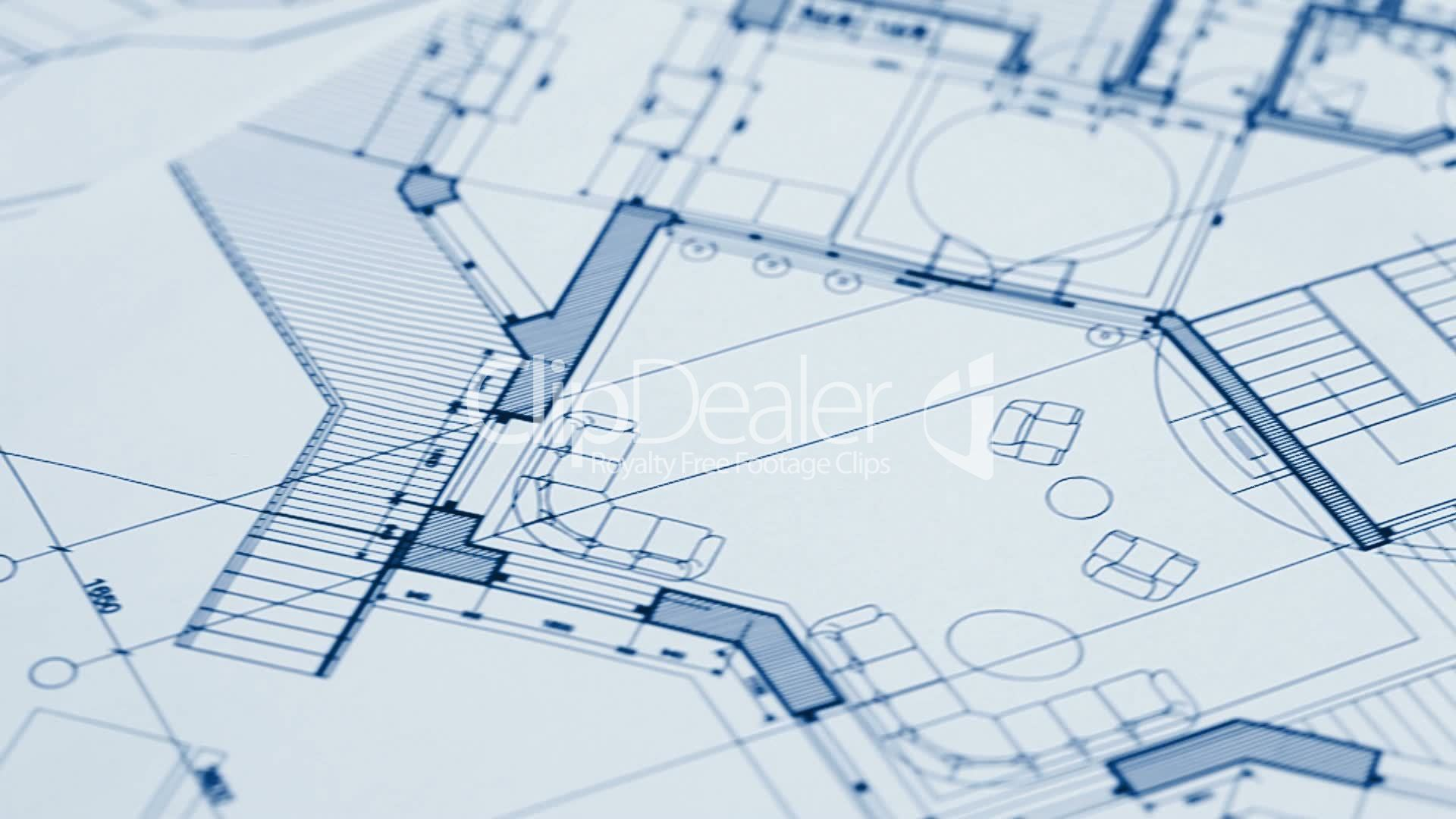 Architecture blueprints for Print architectural plans