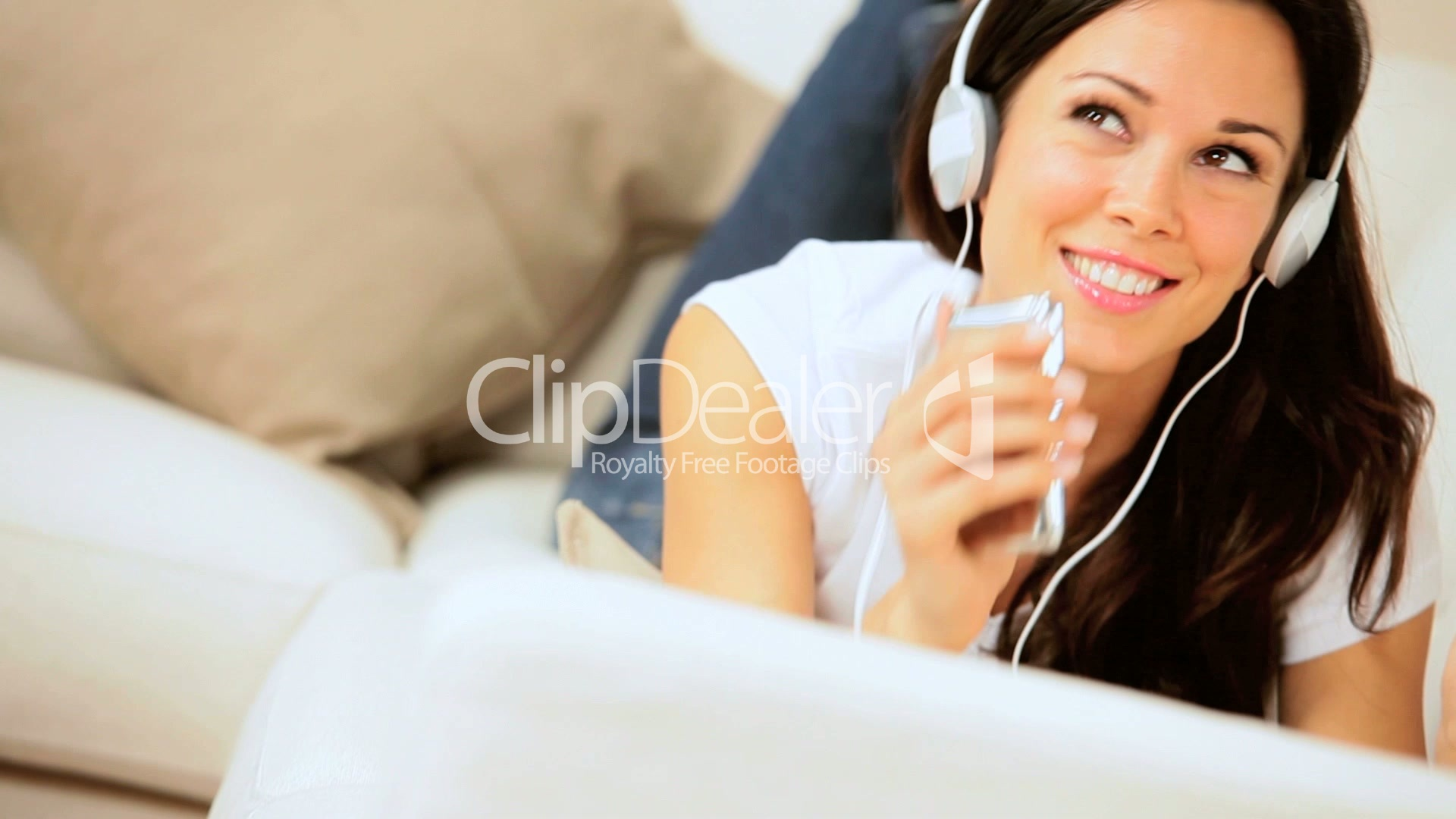 Listen woman pleasure clip
