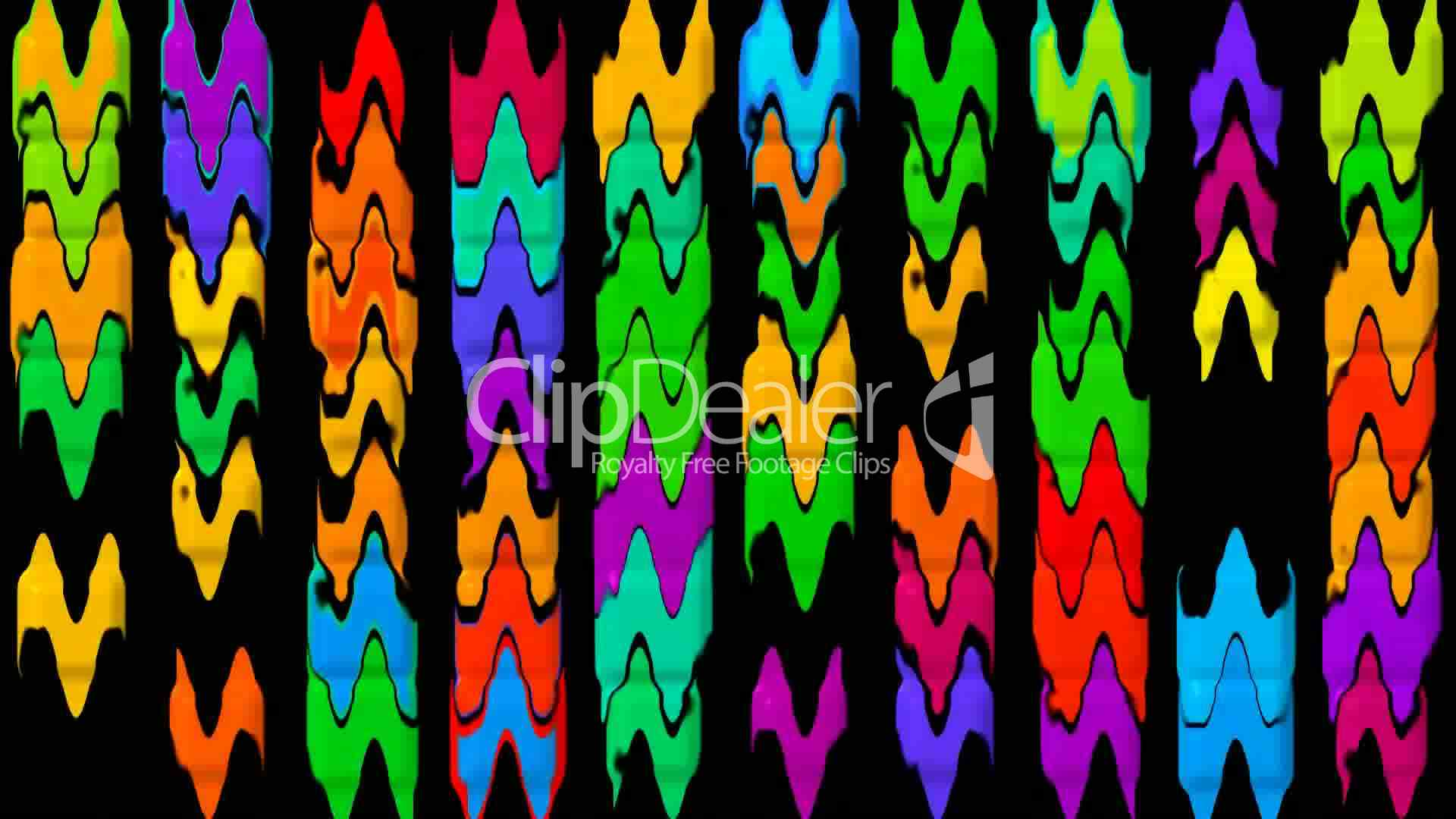 color waveform rhythm background.wave,frequency,glowing ...