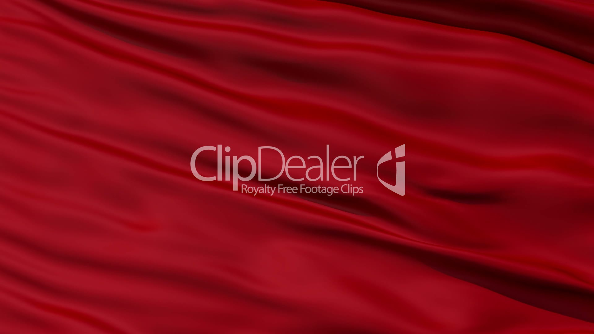 Plush red romantic fabric background seamless looping for Red space fabric