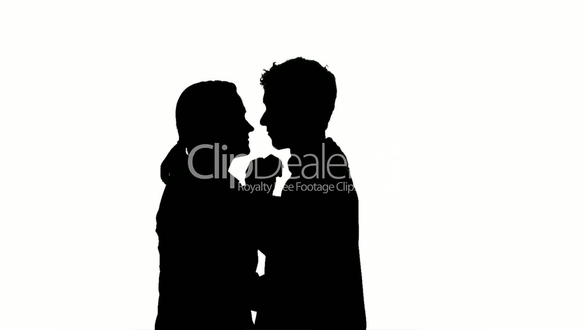 Silhouette People Slow Dancing | www.imgkid.com - The ...