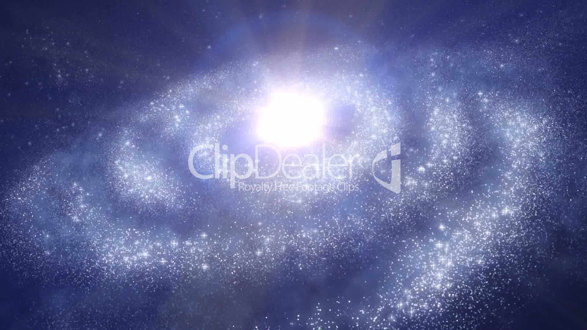 Galaxy Milky Way Royalty Free Video And Stock Footage