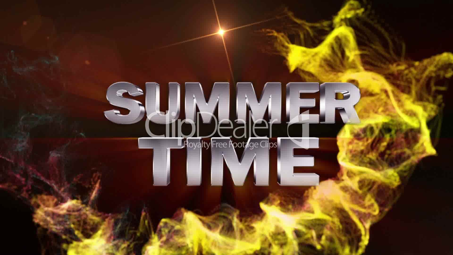 summer time text in particle double version red hd1080 royalty free video and stock footage. Black Bedroom Furniture Sets. Home Design Ideas