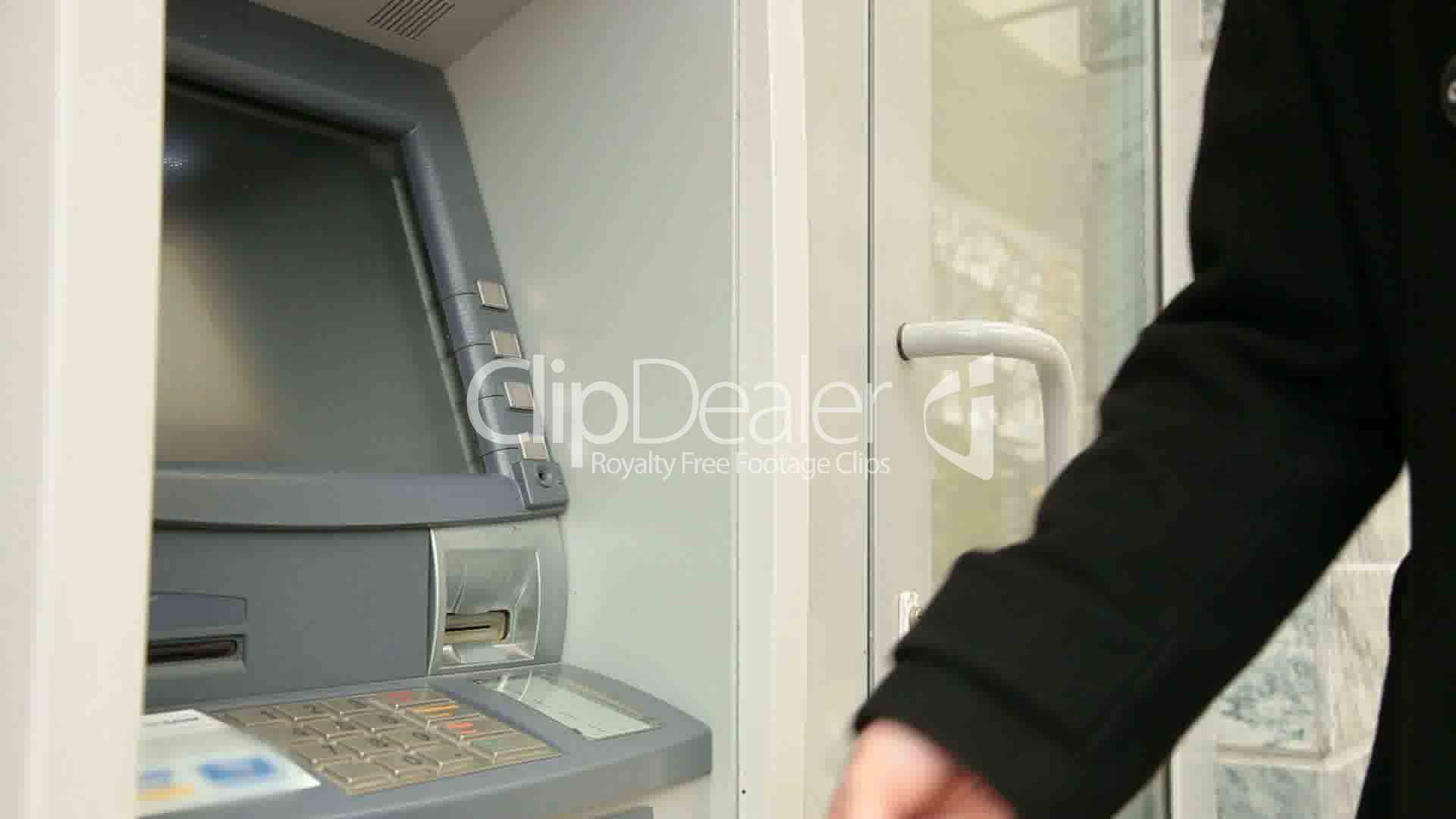 free money from atm machine
