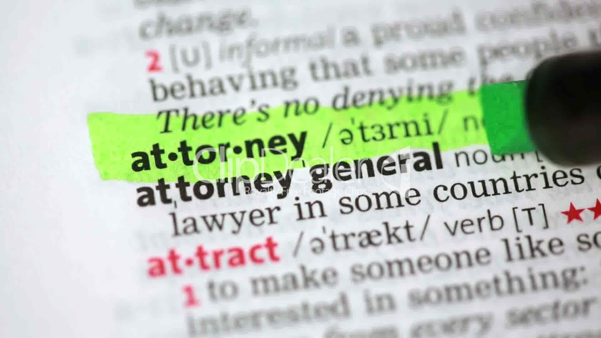 Black Law Dictionary Definition Of Attorney