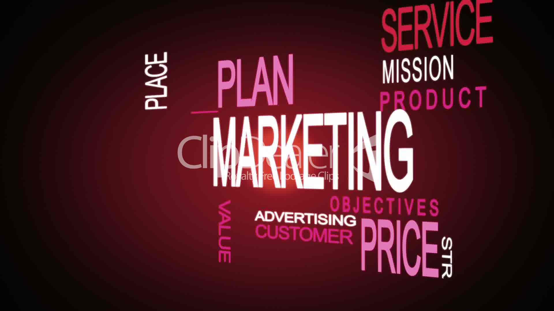 What is the marketing business?