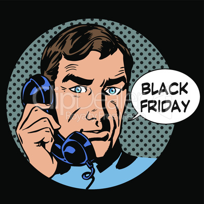 Black Friday support by phone