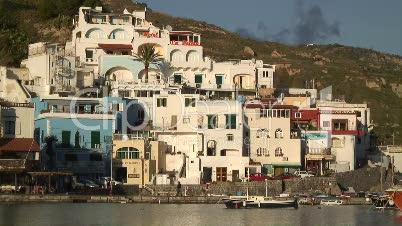 St. Angelo auf Insel Ischia