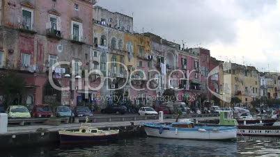 Hafen von Procida