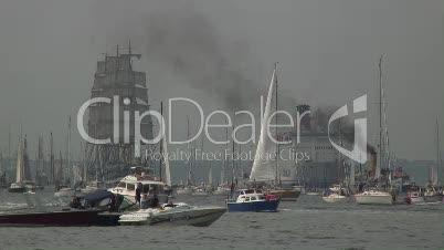 Windjammerparade Kiel 2007