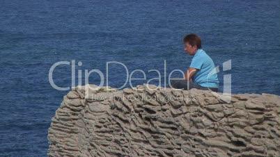 Steilküste bei Banyalbufar