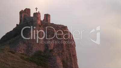 Burg und Fels von Clavijo