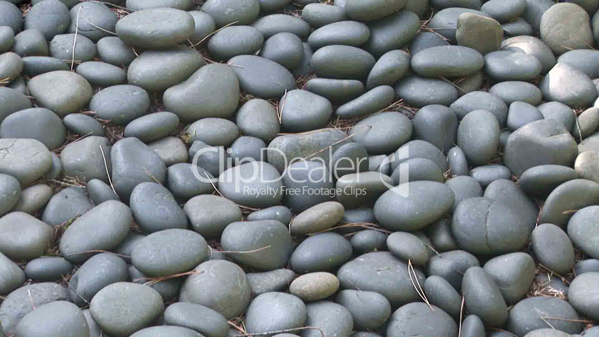 River Rocks: Royalty-free video and stock footage