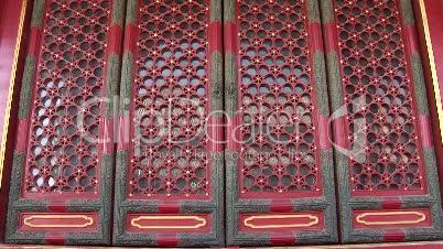 Ornate Chinese Doors