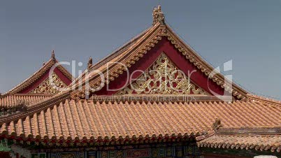 Chinese Palace Rooftop