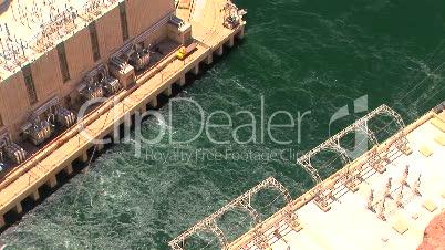 Colorado River and power generators
