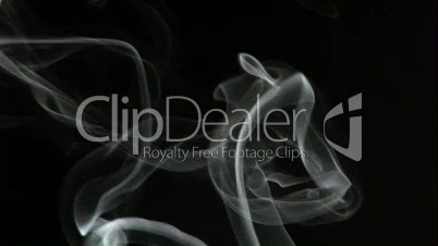Stock Footage of Rising  Smoke