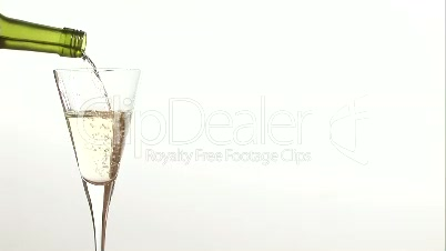 Stock Footage  - Pouring a Drink
