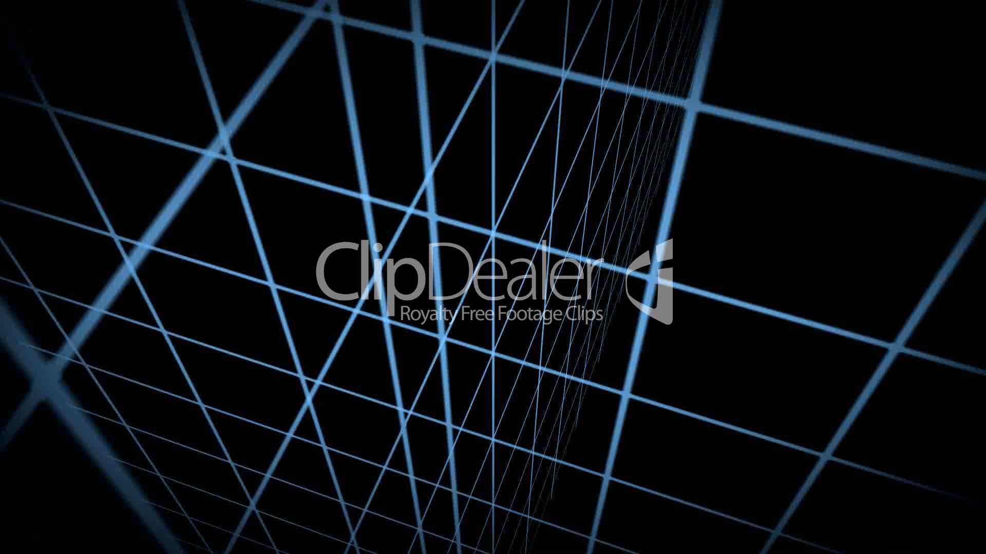 background animation   mesh blue royalty free video and