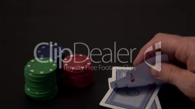 Stock Footage - Poker
