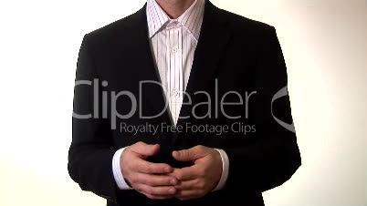 Stock Footage - Businessman