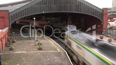Stock Footage - Transport