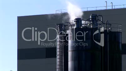 Stock Footage of Industry Concept