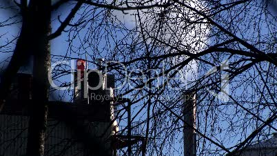 Stock Footage of Industry Concept 2