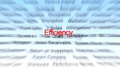 Efficiency Rays