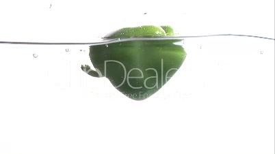 Paprika im Wasserglas 3