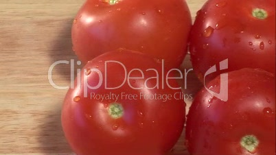 Stock Footage of Tomatoes