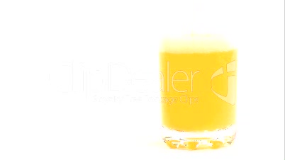Stock Footage of Pouring Juice