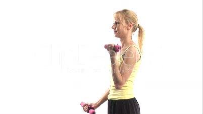 Woman Fitness 4