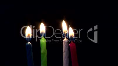 Birthday Candles 3