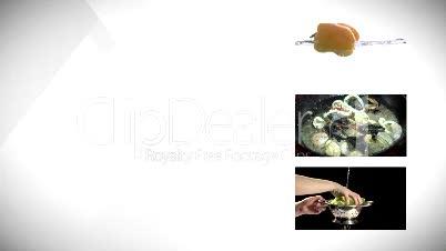 Vegetable Montage 3