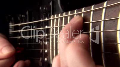 Playing Guitar 16