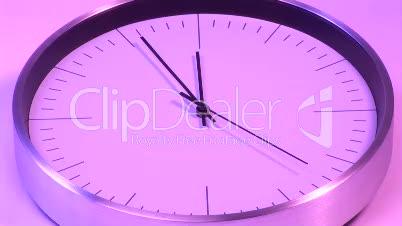 Pink Clock 2