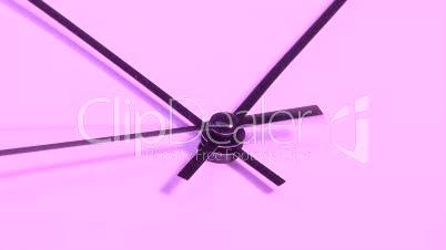 Pink Clock 4