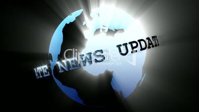 Broadcast Globe Seamless