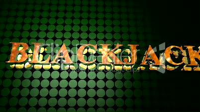 Blackjack Poker Sign