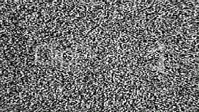 TV Noise: Clip 01