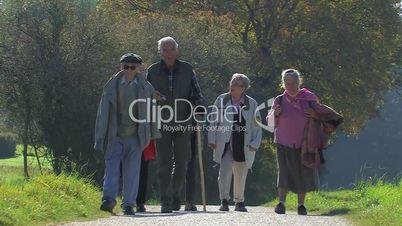 Seniorenausflug
