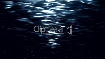 HD underwater 3d render