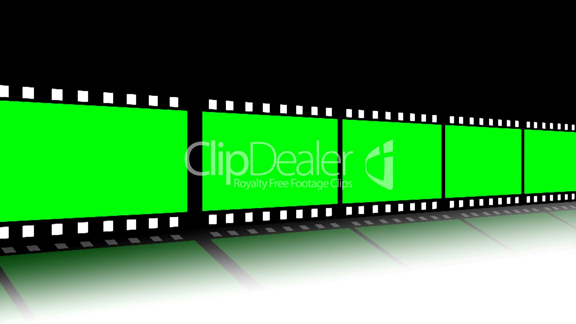 Film strip in Motion: Royalty-free video and stock footage