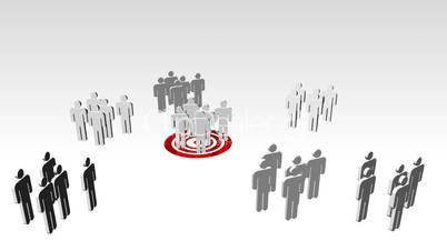 Business Teamwork Conept