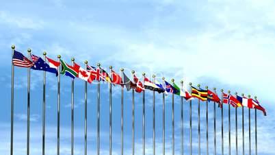 World Flags HD1080