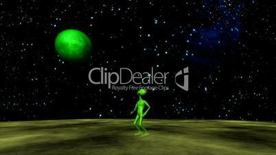 Alien Abduction HD1080